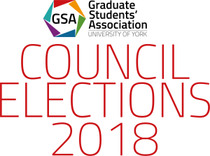GSA Council Elections results 2018