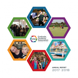GSA Annual Report 2017/18 now available