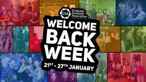 Welcome Back Week evening line-up announced