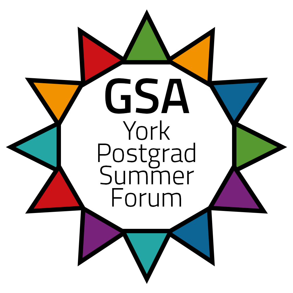 GSA York Postgrad Summer Forum - Call for Abstracts for Presentations